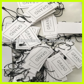 hang tag for clothing